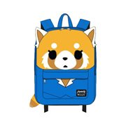 Aggretsuko Big Face Nylon Backpack
