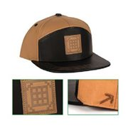 Minecraft Crafting Table Snapback Hat