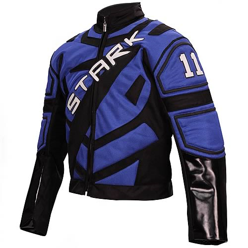 Iron Man 2 Tony Stark Racing Jacket Replica