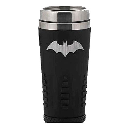 Batman Logo 16 oz. Travel Mug