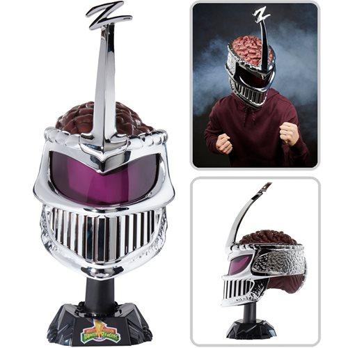 Power Rangers Lightning Collection Lord Zedd Helmet