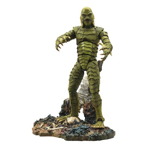 Universal Monsters Creature from the Black Lagoon Diamond Select Action Figure