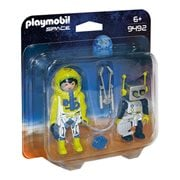 Playmobil 9492 Astronaut and Robot Duo Pack