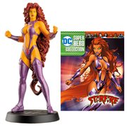 DC Superhero Starfire Best of Figure with Collector Magazine #29