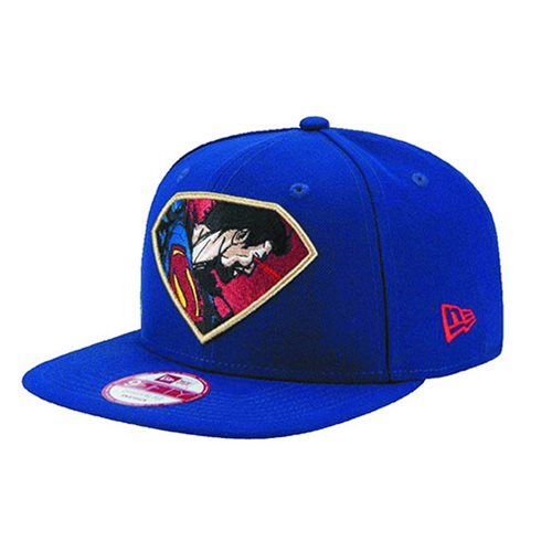 Batman v Superman Superman Retroflect 950 Snap Back Cap