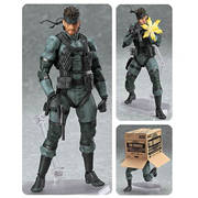 Metal Gear Solid Snake Figma Action Figure