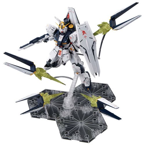 Char's Counterattack Nu Gundam Fin Funnel Effect Set Real Grade 1:144 Scale Model Kit