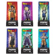 Dragon Ball Z FiGPiN Enamel Pins 6-Pack Display Case