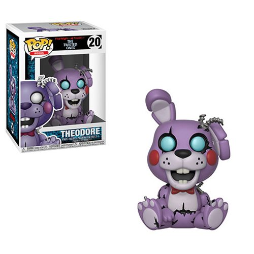 Five Nights at Freddys Twisted Ones Theodore Pop! Vinyl Figure