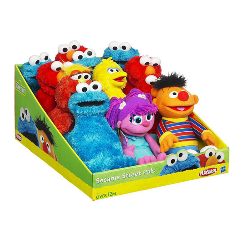 Sesame Street Mini Plush Pals Wave 3 - Entertainment Earth