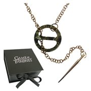 Game of Thrones Sansa Stark Dark Necklace Prop Replica