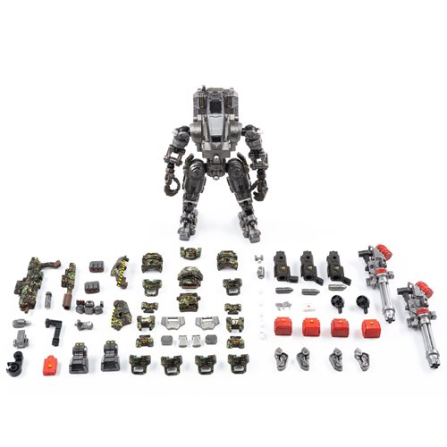 Joy Toy Steel Bone H07 Firepower Mecha 1:18 Scale Action Figure