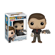 BioShock Infinite Skyhook Booker DeWitt Pop! Vinyl Figure