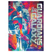 Guardians of the Galaxy Vol. 2 Tri-tone Title MightyPrint Wall Art Print