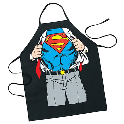 Superman DC Comics Revealed Character Apron