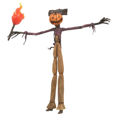 Nightmare Before Christmas Select Series 3 Pumpkin King Jack Action Figure