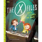 The X-Files Earth Children Are Weird A Picture Hardcover Book