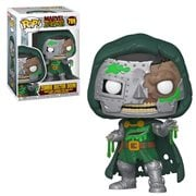 Marvel Zombies Dr. Doom Pop! Vinyl Figure