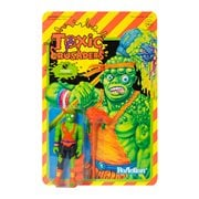 Toxic Crusaders Toxie 3 3/4-Inch ReAction Figure