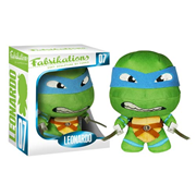 Teenage Mutant Ninja Turtles Leonardo Fabrikations Plush Figure, Not Mint