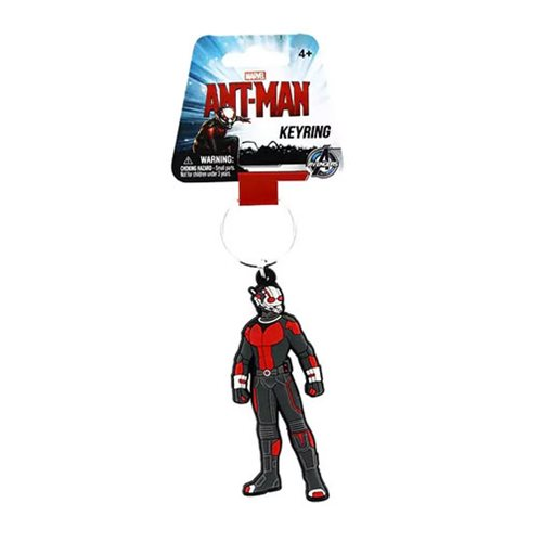 Ant-Man PVC Soft Touch Key Chain