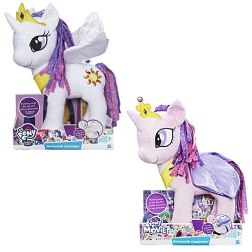 My Little Pony Friendship Is Magic Feature Wing Plush Wave 3