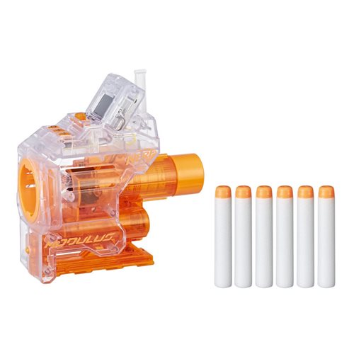 Nerf Modulus Ghost Ops ChronoBarrel Blaster