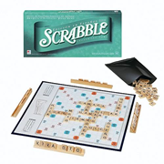 Scrabble Game, Spanish Edition