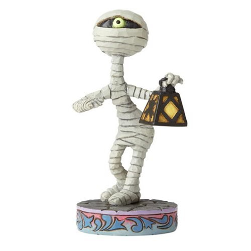 Disney Traditions Nightmare Before Christmas Mummy Kid Not So Evil Eye Statue By Jim Shore