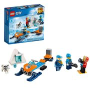 LEGO City Arctic Expedition 60191 Arctic Exploration Team