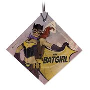 DC Bombshells Batgirl StarFire Prints Hanging Glass Ornament