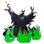 Sleeping Beauty Maleficent Grand Jester Studio Statue