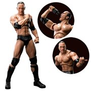 WWE The Rock SH Figuarts Action Figure