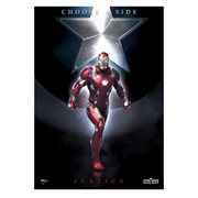 Captain America: Civil War Team Stark MightyPrint Wall Art Print