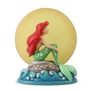 Disney Traditions Little Mermaid Mermaid by Moonlight by Jim Shore Statue