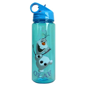 Disney Frozen Olaf the Snow Man Happy 20 oz. Tritan Water Bottle