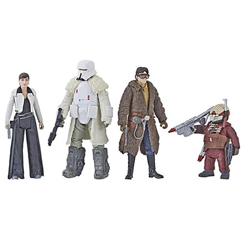 Star Wars Solo Mission on Vandor-1 Action Figures