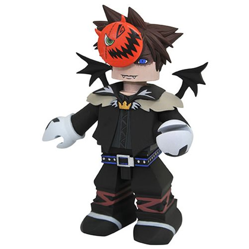 Nightmare Before Christmas Sora.Kingdom Hearts Halloween Town Sora Vinimate Vinyl Figure