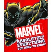 Marvel Absolutely Everything You Need To Know Paperback Book