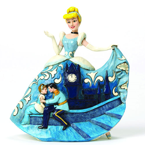 Cinderella Disney Traditions 65th Anniversary Statue