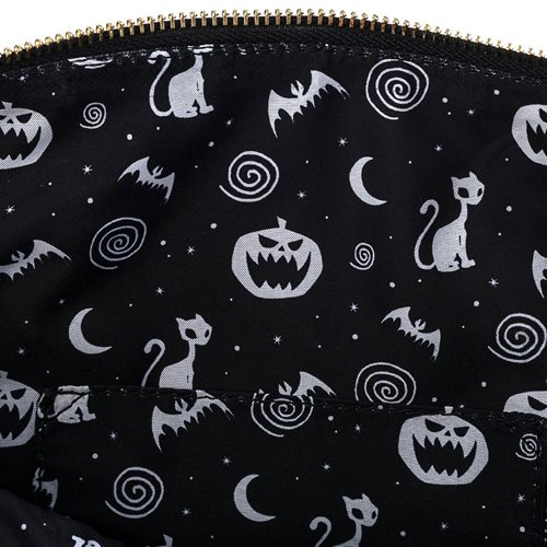 Nightmare Before Christmas Tarot Card Crossbody Purse