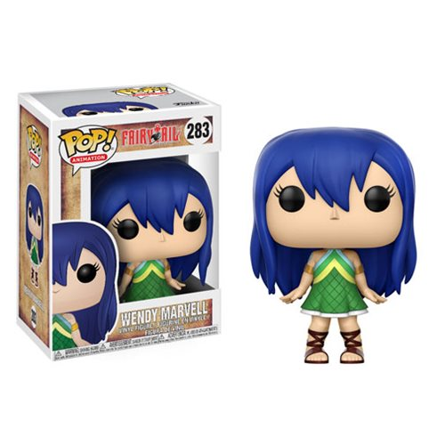Fairy Tail Wendy Marvell Pop! Vinyl Figure #283