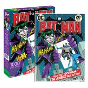 Batman Joker 1,000-Piece Puzzle