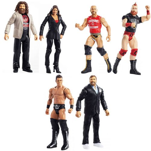 WWE Basic 2-Pack Series 49 Action Figure Set