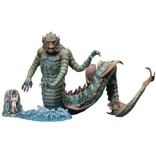 Ray Harryhausen's Kraken Deluxe Gigantic Soft Vinyl Statue