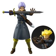 Dragon Ball Trunks XenoVerse Edition SH Figuarts Action Figure