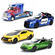 Transformers The Last Knight 1:32 Die-Cast Metal Vehicles Case