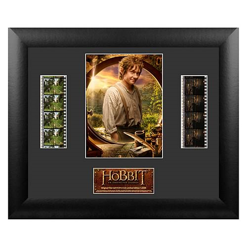 The Hobbit: An Unexpected Journey Series 2 Double Film Cell