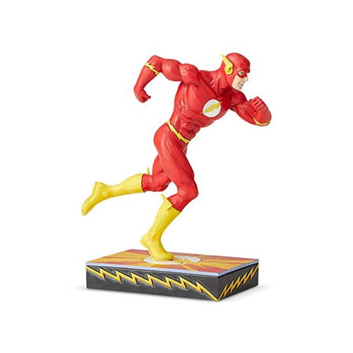 DC Comics Flash Silver Age Statue by Jim Shore