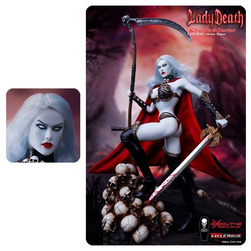 Lady Death: Death's Warrior 1:6 Scale Action Figure